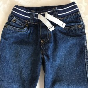 Carter's Boys Jeans with Drawstring 3T